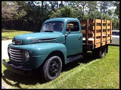 1949 Ford F4 Pickup presented as lot L5 at Kissimmee, FL 2013 - image1