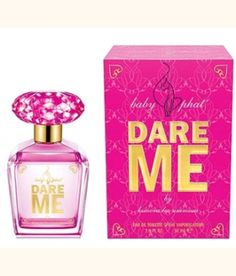 I know, I know. Kimora Lee Simmons. Baby Phat. But I love the scent : )