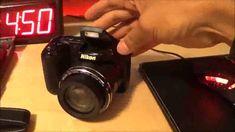 Nikon Coolpix L340 Digital Camera Review! $100 Camera!