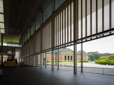 Kyoto National Museum, Heisei-Chishinkan Wing (京都国立博物館 平成知新館) / Architect : Yoshio Taniguchi (設計:谷口吉生建築設計研究所)