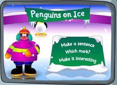 """Sentence Writing"" websites"