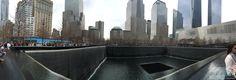 9/11 Memorial - South Pool - Check more at https://www.miles-around.de/nordamerika/usa/new-york/new-york-sightseeing/,  #CentralPark #Manhattan #NewYorkCity #OneworldObservatory #ShakeShack #StatenIslandFerry #TimesSquare #WorldTradeCenter #WorldTradeCenterMemorial