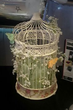 This birdcage makes an ideal Base for the giant balloons vipballoons.co.uk