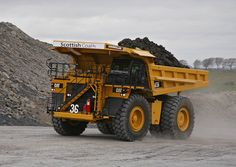 Cat Haul truck in cab view Mining Equipment, Heavy Equipment, Caterpillar Pictures, Earth Moving Equipment, Tonka Toys, Train Car, Big Trucks, Toys For Boys, Tractors