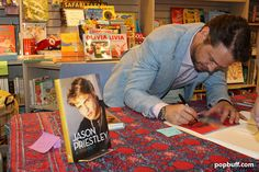 Jason Priestley: A Memoir - Book Signing Event at Laguna Beach Books