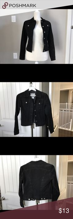 BB Dakota Black Suede Jacket Sz Small BB Dakota Black Suede Jacket Sz Small, This jacket is distressed from wear. I could post every inch of this jacket and as you can see from the pictures it is definitely been worn. If you like the broken in look, this jacket is for you! Even with the wear this jacket is still very adorable and fun. BB Dakota Jackets & Coats