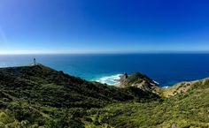 Yet another picture of Cape Reinga New Zealand. [OC](6358  3928)