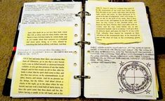 John Winchester's Journal This is actually an unfinished prop, but seeing as how much work has already gone into it, I figured I should finally take some pictures and put them up. Apologies for the...