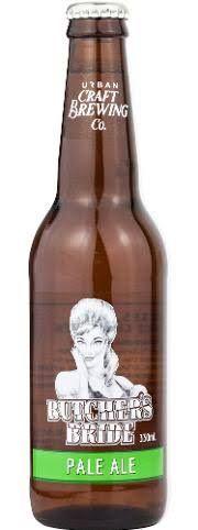 Beer 261 - Urban brewing Butchers Bride Pale Ale. Australia