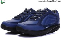 Cheap Discount MBT Maliza Shoes Blue Casual shoes Store