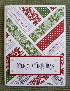 cartes de noel faciles et rapides - Just click the link to find out more DIY Christmas Crafts - Homemade Christmas Cards, Christmas Cards To Make, Xmas Cards, Diy Christmas Gifts, Homemade Cards, Handmade Christmas, Holiday Cards, Christmas Music, Christmas Tree