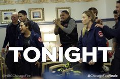 The big day is finally here! REPIN if you'll be watching #ChicagoFire tonight.