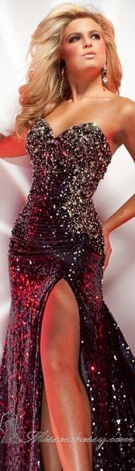 #glitter #model #style #glamour by Stacie09