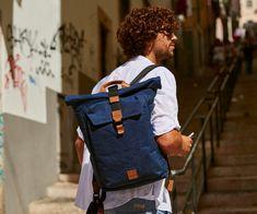 Knomo hátitáska, hogy az utazás egy élmény legyen Bradley Mountain, Backpacks, Bags, Fashion, Handbags, Moda, Fashion Styles, Taschen, Fasion