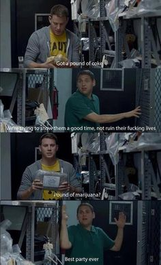 21 jump street: we're trying to show them a good time...