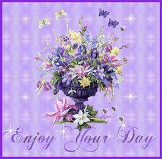 Enjoy Your Day day, friend!!!