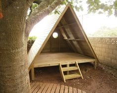 Forest Story House | Playline Playground Equipment