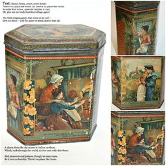 Famous Biscuit Company Biscuit Tin - Bing Images