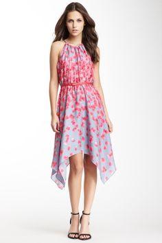 Max & Cleo Sanna Woven Cocktail Dress on HauteLook