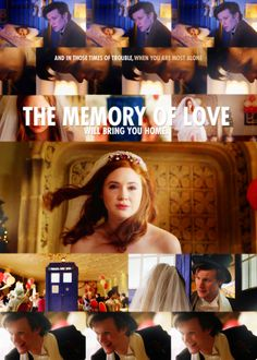 The memory of love will bring you home