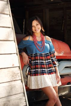 Gone Country Tunic Dress – Laney Lu's Boutique