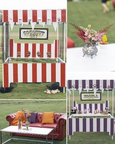 Taxidermy, A Vintage Fair and a Bell Tent Village ~ The Amazing Wedding of Hannah and Henry at Aynhoe Park. Circus Wedding, Circus Party, Circus Birthday, Birthday Party Themes, Wedding Fayre, Wedding Blog, Our Wedding, Wedding Ideas, 1930s Style Wedding Dresses