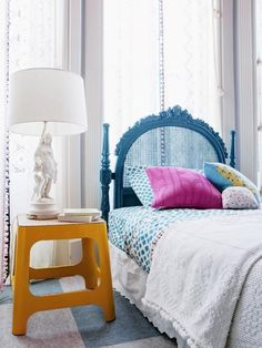 Kids Room Trend: White Lace Bedrooms