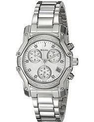 Bulova Women's 96R138 Diamond Dial Watch by Bulova $220.49new(4 offers) $169.14used(1 offer) Show only Bulova items 3.4 out of 5 stars 58