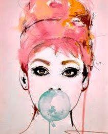 Blues, Bubble Art, Raspberry Ice Cream, Must Have Kitchen Gadgets, Oreo Ice Cream, Drawings