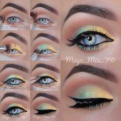 Makeup Tutorial Photo #makeup