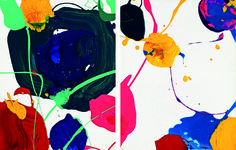 Sam Francis | Untitled (Spider) (1987) | Available for Sale | Artsy