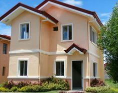 ) Location: Camella Gapan, Gapan City, Nueva Ecija Status: NRFO * Price: Php Best Exterior Paint, Exterior Paint Colors For House, Paint Colors For Home, Exterior Colors, Paint Colours, Php, Paint Color App, Philippines, Philippine Houses