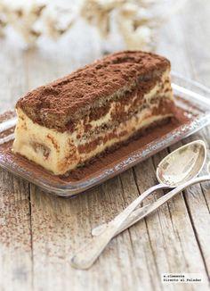 Receta de tiramisú con Thermomix Great Desserts, Delicious Desserts, Yummy Food, Sweet Recipes, Cake Recipes, Dessert Recipes, Tiramisu, Thermomix Desserts, Cake Shop