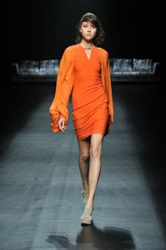 2014 S/S | A DEGREE FAHRENHEIT | Mercedes-Benz Fashion Week TOKYO