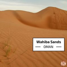 Travel Guide - Wahiba Sands Oman - Discover this magical sand dunes desert with many photos and a video - Plan your visit with all the practical information including campsites and how to get there
