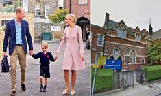 Prince William and Kate Middleton have reportedly been quietly scoping out new schools - and potentially homes - in Berkshire, with an eye to a possible move in the future.