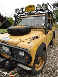 Land Rover Camel Trophy - App for Land & Range Rovers warning lights and problems. https://itunes.apple.com/us/app/land-rover-indicators-warning/id923728395?ls=1&mt=8