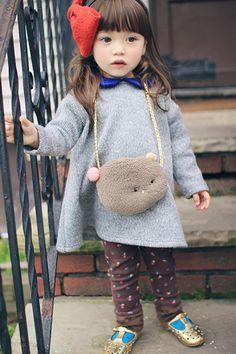 子供にもかわいい服来させてあげたい!wearにのせたい
