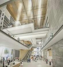 Convention Centre, Cape Town, Opera House, Architecture, Building, Interior, Space, Google Search, Arquitetura