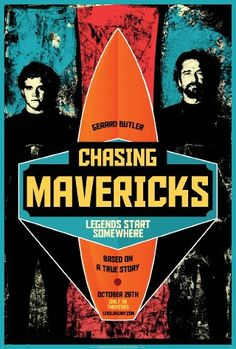 """""""We all come from the sea, but we are not all of the sea. Those of us who are, we children of the tides, must return to it again and again, until the day we don't come back leaving only that which was touched along the way.""""  — Frosty Hesson [Gerard Butler, Chasing Mavericks]"""