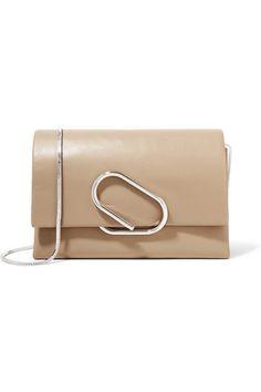 3.1 Phillip Lim   Alix leather clutch