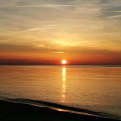 Закат на Балтике. 2.04.2016.Время: 19.40.#17komnat