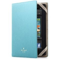 Must get this Kindle Fire cover by Kate Spade! Love It!
