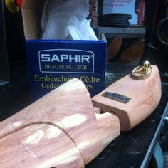 schoenspanner  van Saphir