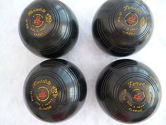 #Henselite #classic lawn #bowls size 4 heavy,  View more on the LINK: http://www.zeppy.io/product/gb/2/252576940608/