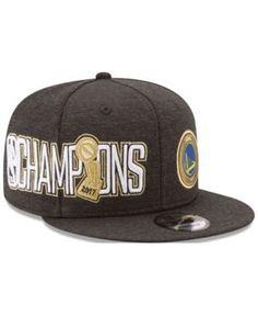 c1a1b232832b New Era Golden State Warriors 2017 Champs 9FIFTY Snapback Cap   Reviews -  Sports Fan Shop By Lids - Men - Macy s. Nba ...