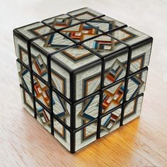 One of my Rubic's Cubes