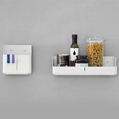 Aitio laatikko 140 x 160 x 160 mm, keltainen | Säilytys | Sisustus | Finnish Design Shop