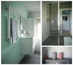 Badkamer on pinterest modern bathrooms toilets and ikea - Badkamer epuree ...