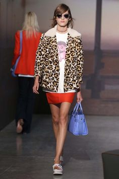 Gary Baseman x Coach RTW Spring 2015  UGH> I adore every piece. I've never liked anything Coach in my life!!